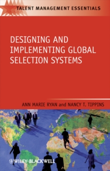 Designing and Implementing Global Selection Systems, Paperback / softback Book