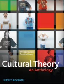 Cultural Theory : An Anthology, Hardback Book
