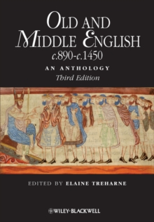 Old and Middle English c.890-c.1450 : An Anthology, Paperback Book