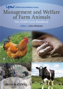 Management and Welfare of Farm Animals - the      Ufaw Farm Handbook 5E, Paperback Book