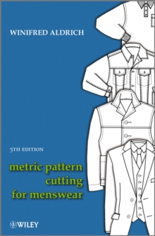 Metric Pattern Cutting for Menswear 5E, Hardback Book