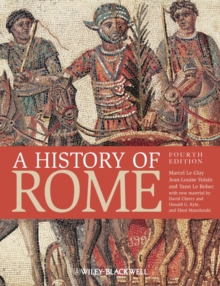 A History of Rome, Paperback Book