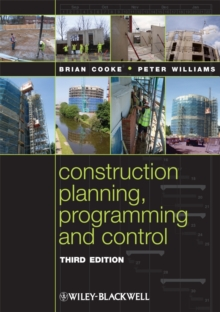 Construction Planning, Programming and Control, Paperback Book