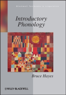 Introductory Phonology, Paperback / softback Book