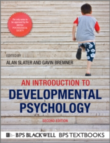 An Introduction to Developmental Psychology, Paperback Book