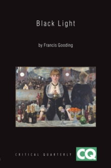 Black Light : Myth and Meaning in Modern Painting, Paperback / softback Book