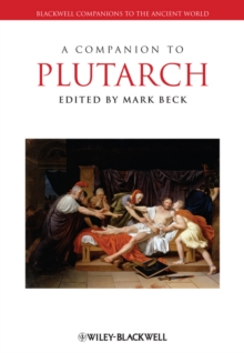 A Companion to Plutarch, Hardback Book