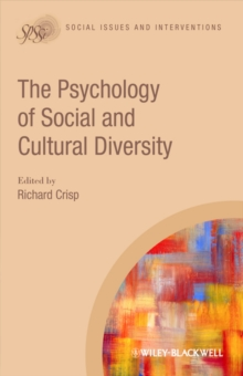 The Psychology of Social and Cultural Diversity, Paperback / softback Book