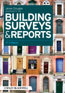 Building Surveys and Reports, Paperback / softback Book