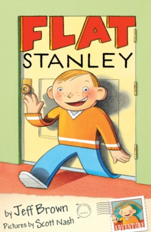 Flat Stanley, Paperback Book