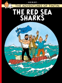 The Red Sea Sharks, Paperback Book