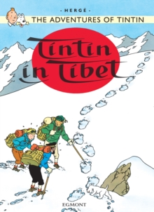 Tintin in Tibet, Paperback / softback Book