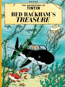 Red Rackham's Treasure, Hardback Book