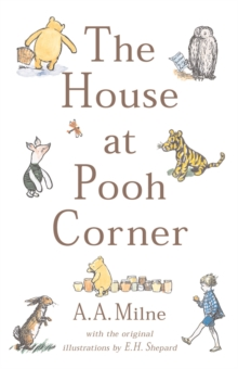 The House at Pooh Corner, Paperback Book