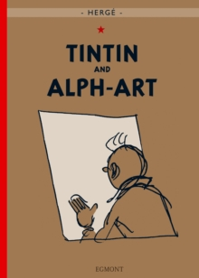 Tintin and Alph-Art, Hardback Book