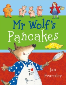 Mr Wolf's Pancakes, Paperback Book