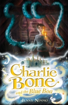 Charlie Bone and the Blue Boa, Paperback Book