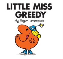 Little Miss Greedy, Paperback Book