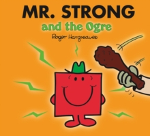 Mr. Strong and the Ogre, Paperback Book