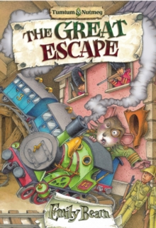 Tumtum and Nutmeg: The Great Escape, Paperback Book