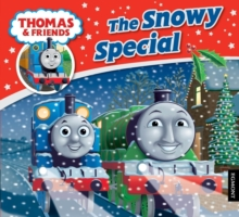 Thomas & Friends: The Snowy Special, Paperback Book