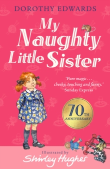 My Naughty Little Sister, Paperback Book
