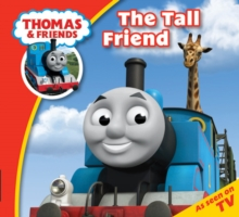 Thomas & Friends: Thomas Story Time 1: The Tall Friend, Paperback Book