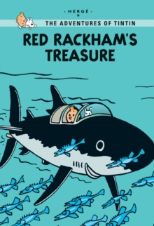 Red Rackham's Treasure, Paperback Book