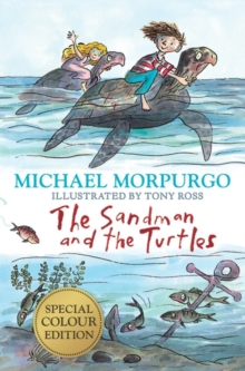 The Sandman and the Turtles, Paperback Book
