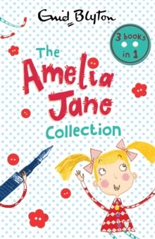 The Amelia Jane Collection, Paperback Book