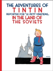 Tintin in the Land of the Soviets, Paperback Book