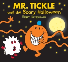 Mr. Tickle and the Scary Halloween, Paperback Book
