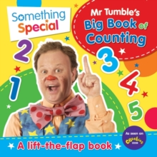 Something Special: Mr Tumble's Big Book of Counting, Hardback Book