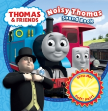 Thomas & Friends Noisy Thomas! Sound Book, Board book Book