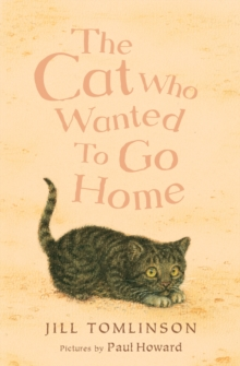 The Cat Who Wanted to Go Home, Paperback Book