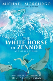 The White Horse of Zennor, Paperback Book