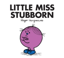 Little Miss Stubborn, Paperback Book