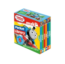 Thomas & Friends: Pocket Library, Board book Book