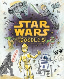 Star Wars: Doodles, Paperback Book