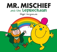 Mr. Mischief and the Leprechaun, Paperback Book