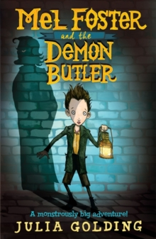 Mel Foster and the Demon Butler, Paperback Book