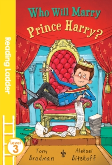 Who Will Marry Prince Harry?, Paperback Book