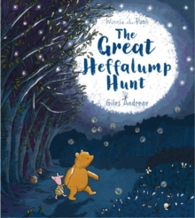 Winnie-the-Pooh: The Great Heffalump Hunt, Paperback / softback Book
