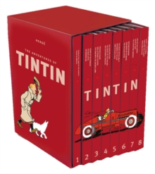 The Tintin Collection, Hardback Book