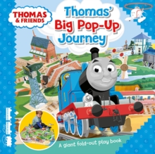 Thomas & Friends: Thomas' Big Pop-Up Journey, Hardback Book