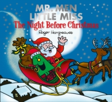 Mr. Men The Night Before Christmas, Paperback Book