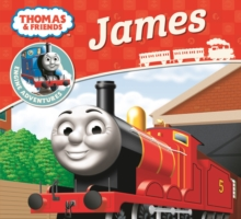 Thomas & Friends: James, Paperback Book