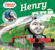 Thomas & Friends: Henry, Paperback Book