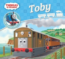 Engine Adventures: Toby, Paperback Book