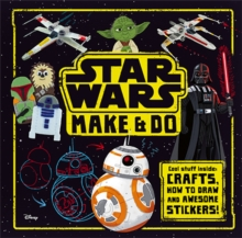 Star Wars Make and Do, Paperback Book